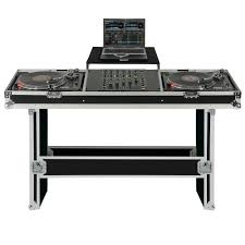 reloop turntable mixer console case pro laptop tray reloop
