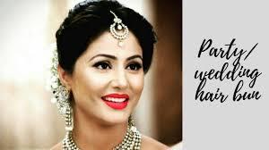 akshara wedding hairstyle akshara hina khan hairstyle in yrkkh updo hairstyles for long hair
