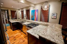 granite countertop mobile kitchen cabinets backsplash how to