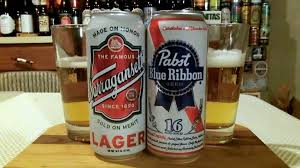 bud light beer advocate pabst blue ribbon vs narragansett lager djs brewtube beer review