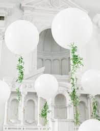wedding balloons garden inspired vibiana wedding joanie cale green
