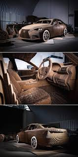 lexus is300h suspension lexus builds drivable cardboard origami is300h car with a laser