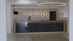 Spa Reception Desk Reception Desk Picture Of Petasos Resort Spa Platys