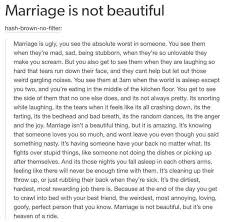 beautiful marriage quotes marriage is not beautiful but it s one heaven of a ride wise