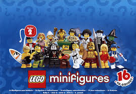 Lego Blind Packs Collectable Minifigures Series 02 Brickset Lego Set Guide And