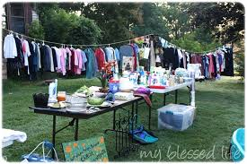 Plan Toys Parking Garage Sale by 10 Yard Sale Tips How To Have An Amazing Yard Sale