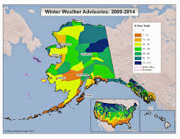 Alaska Temperature Map by Deep Cold Interior And Northern Alaska Weather U0026 Climate Alaska