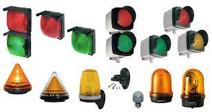 led ampel signalampel rot 24 230 v blinkampel dauerleuchte