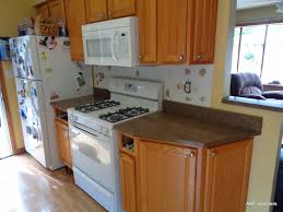 granite countertop installing pull out drawers in kitchen