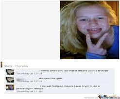 Facebook Girl Meme - meme stupid facebook girl image memes at relatably com