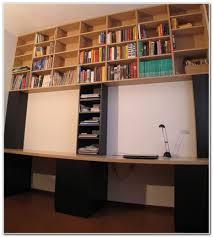 Desk Shelf Combo by Bookshelf Desk Combo Best Home Furniture Decoration