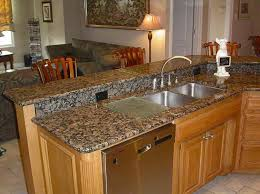 Best Countertops For Kitchens 48 Best Granite Kitchen Counter Tops Images On Pinterest