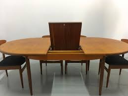 teak dining room set vintage extendable teak dining table form g plan 1960s for sale