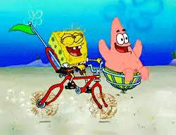 Patrick Moving Meme - 12 spongebob gifs that sum up your end of semester struggle