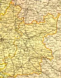Map Germany by Brandenburg Map Germany Old Map