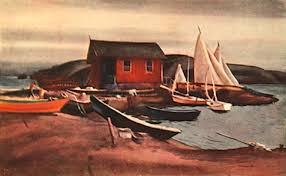 millard owen sheets 1907 1989 watercolorpainting com