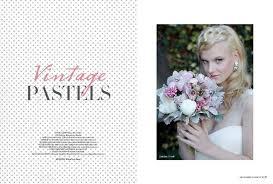 Wedding Flower Magazines - modern wedding flowers magazine sneak peak modern wedding