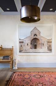 large wall decor ideas to try now photos architectural digest