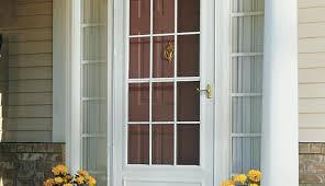 Insect Screen For French Doors - door valuable startling andersen sliding screen door pull