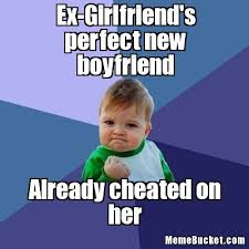 Stalker Ex Girlfriend Meme - ex boyfriend new girlfriend memes image memes at relatably com