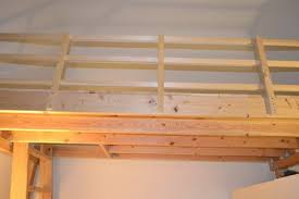 How To Build A Banister How To Build A Loft Diy Step By Step With Pictures