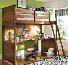 Bunk Bed With Desk And Drawers Cool Bunk Beds With Desk Loft Beds With Desks Underneath Bunk Bed