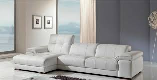 Bay Area Modern Furniture by Modern Italian Leather Sofa Vg64 Leather Sectionals