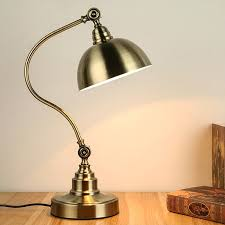 Bronze Swing Arm Table Lamp Desk Back To Led Desk Lamps Best Work Desk Lamp Ikea Work