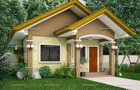 Native House Design Small House Designs Shd 20120001 Pinoy Eplans
