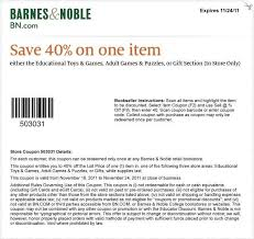 Barnes And Noble Redeem 25 Off One Item At Barnes U0026 Noble Coupons Deals Shopping