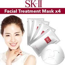 Sk Ii Mask qoo10 sk ii mask skin care