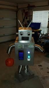 Kids Robot Halloween Costume Robot Costume Free Fun Halloween Oriental Trading Http