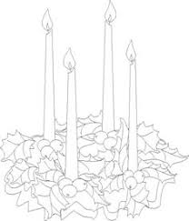 advent wreath printable activity christmas advent