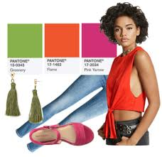 looks inspired by pantone u0027s spring 2017 fashion color report
