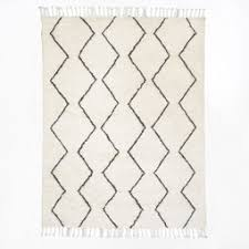 Blue And White Striped Rugs Uk All Rugs West Elm Uk
