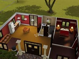 family homes for sims 3 at my sim realty other this rustic home features a large living area and a back patio while there is a lot of space it does come sparsley furnished for only 2 sims