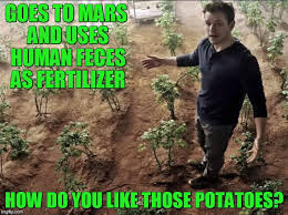 Funny Potato Memes - potatoes au damon imgflip