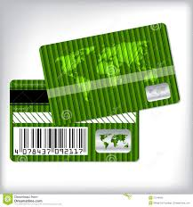 Loyalty Cards Design Green Loyalty Card Design Stock Photography Image 37246452