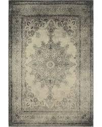 bargains on oriental weavers richmond 1333y ivory grey 7 u002710 round
