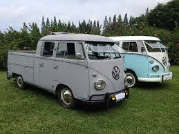 curbside capsule 1962 vw type ii single cab u2013 not your typical