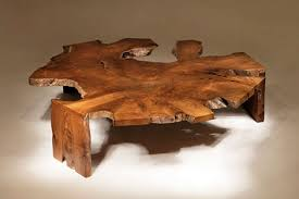 Designer Coffee Tables Rustic Modern Coffee Table By Chista