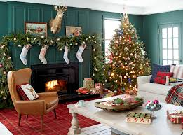 christmas decorations in homes 100 country christmas decorations holiday decorating ideas 2017
