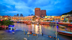 Riverside Light Show by 10 Best Nightlife In Clarke Quay And Riverside Most Popular