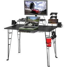 Pc On Desk Or Floor Gaming Computer Desks Amazon Com