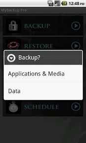 mybackup pro apk free mybackup pro for android free and software reviews