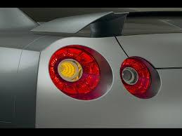 nissan gtr tail lights 2005 nissan gt r proto concept taillights 1600x1200 wallpaper