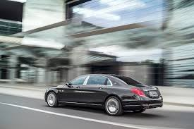maybach mercedes 2015 mercedes maybach s class is cutting maybach u0027s losses video live