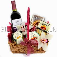 gifts delivered new gift baskets and floral delights from flower delivery shop