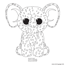 smart ideas beanie boo coloring pages beanie boo coloring pages