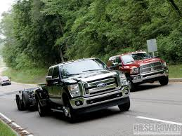 Ford 3500 Diesel Truck - dodge is for farmers but so is ford